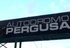 Insegna autodromo di Pergusa