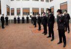 Visita del Generale Gianfranco Cavallo