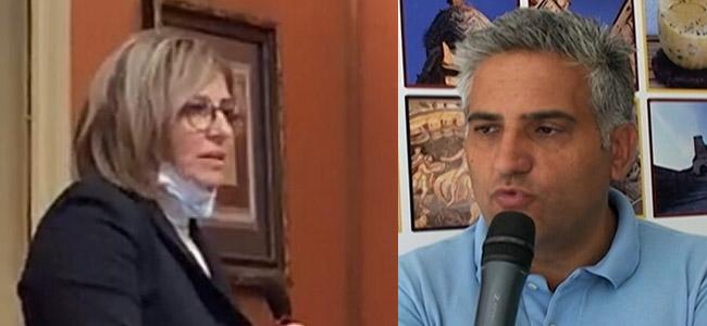 Rosalinda Campanile e Giovanni Contino