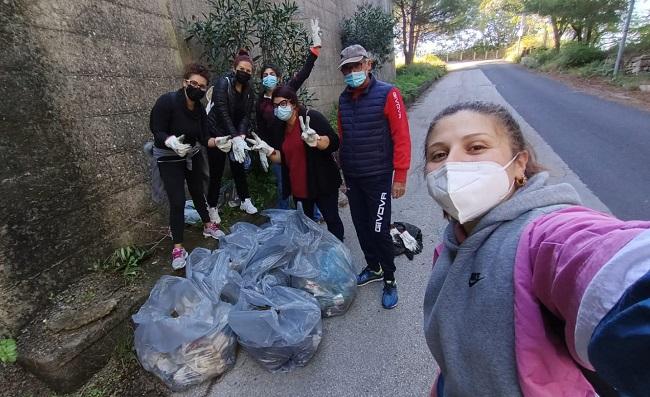 I promotori della raccolta dei rifiuti