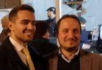 Andrea Giarrizzo e Fabrizio Trentacoste